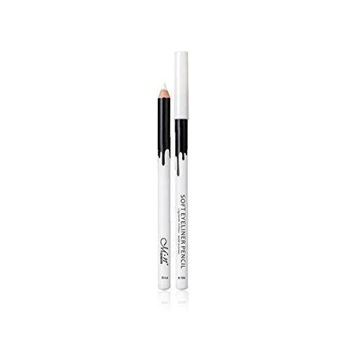12 Pièce Eye-liner Crayon Naturel Mat Long Lasting Hypoallergénique Sous Liners Maquillage Des Yeux Doux Crayons Crayon Blanc