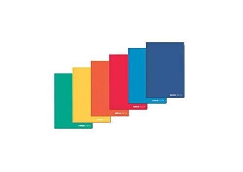 Quaderno A5 TintaUnita Righe di 1° e 2° Elementare con Margine 1 pz.