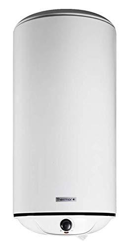 Thermor Gruppo Atlantic - Scaldabagno elettrico, 80 litri, serie Premium Ceramics, caldaia verticale, isolamento ad alta densità