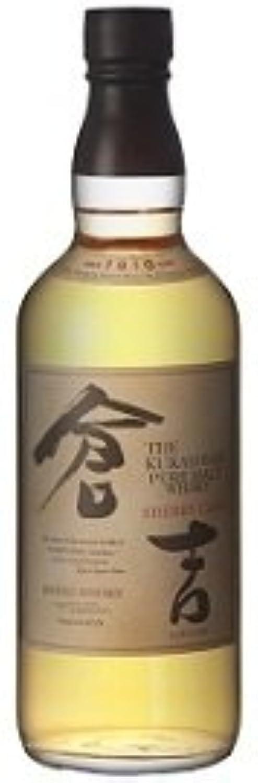 気を散らすストラップ測る松井酒造 マツイピュアモルトウィスキー「倉吉 シェリーカスク」 700ml/24本