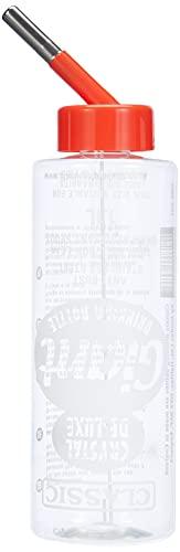 Arquivet Bebedero Classic para roedores 1.100 ml - Botella, disponesador de Agua para Hamsters, cobayas, Conejos - Sistema antigoteo - Accesorios para jaulas