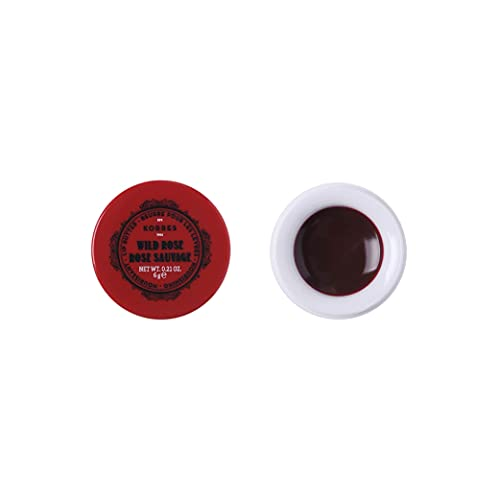 Korres Lip Butter Wild Rose / Red, 6g