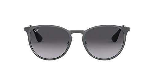 Ray-Ban MOD. 3539 Ray-Ban Sonnenbrille MOD. 3539 Oval Sonnenbrille 54, Grau