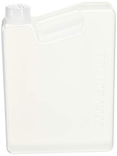 サンプラ ブックボトル 1L 透明 2208E