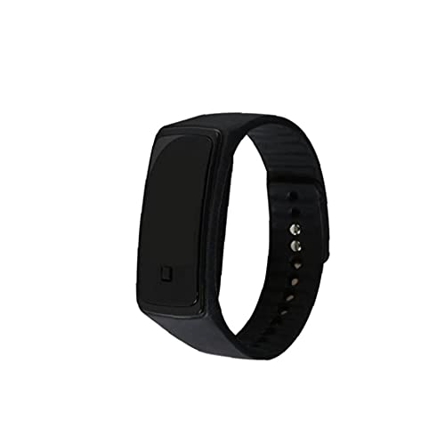 Naisicatar Unisex Fashion Digital LED Reloj Deportivo con Brazalete de Silicona Reloj de Pulsera Deportiva Impermeable para niños Chicas Pulsera Reloj (Batería incluida)