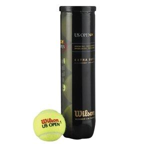 Wilson - US OPEN - Tennisbälle - 18 Dosen (72 Bälle) - gelb - für Wettkampf und Freizeit - Top Preis Leistung