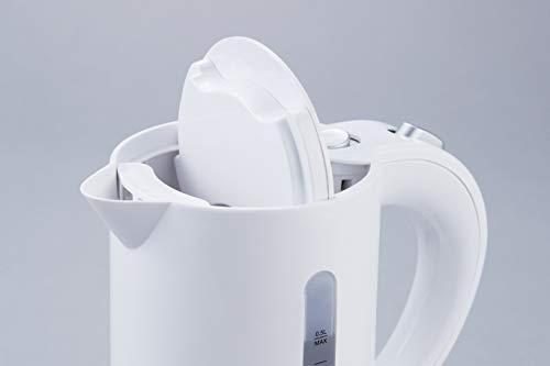 クイジナート 電気ケトル コンパクトモデル 0.5L CK5-WJ ホワイト