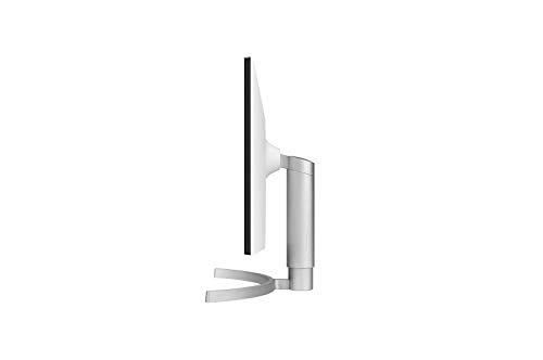 LG 27UL550-W 68,58 cm (27 Zoll) UHD 4K IPS Monitor (AMD Radeon FreeSync, DAS Mode, 98%sRGB), schwarz/weiß