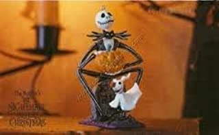 2008 Hallmakr Tim Burton's THE PUMPKIN KING The Nightmare Before Christmas JACK SKELLINGTON Ornament