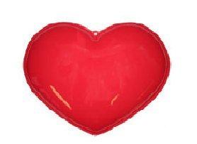 Plastique Enorme - Coeur Saint Valentin À Accrocher