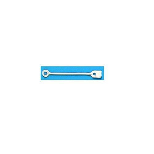 Efalock Professional Rundgummi ohne Noppen lang, 1er Pack, (1x 50 Stück)