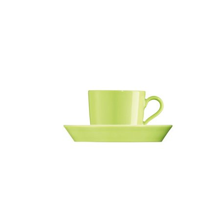 Arzberg Tric Grün Kaffeetasse 2tlg