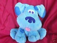 Blue Clues Bean Bag