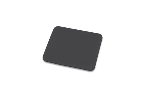 ednet 64217, Mauspad, Polyester + EVA foam, 248 x 216 x 2 mm, Farbe: grau