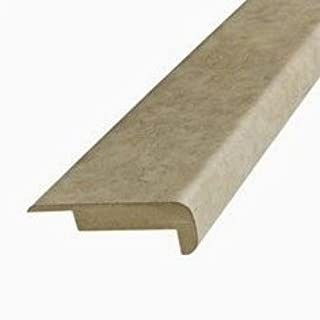 Pergo Tuscany Stone Laminate Stair Nose Molding 78-3/4 inches Long (Pack of 5)