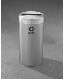 Direct store Glaro Inc. Value Recyclepro Max 61% OFF Satin Single Stream Aluminum