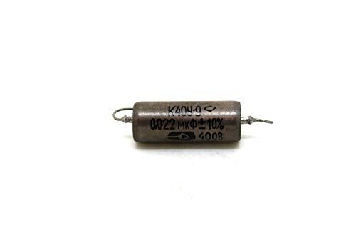 K40Y-9 Kondensator Condensator 0.022uF .022uF 400V PIO Öl für Bass und E-Gitarre New OLD STOCK