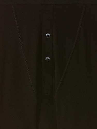 Calvin Klein Men's Basics Button Front Boxer Briefs, Black, X-Large