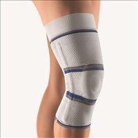 BORT StabiloGen® Eco Kniebandage mit Haftband XXXL plus silber