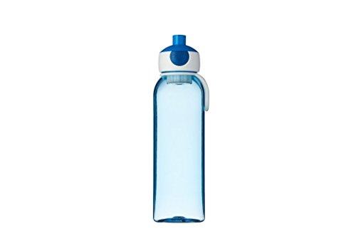 Mepal Wasserflasche Campus, Kunststoff, Blau, 6,4 x 7 x 22,2