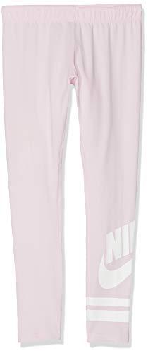 Nike Mädchen Favorite GX3 Tights, Rosa (pink foam /White), S