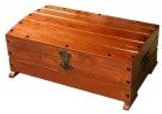 Lote de Turrones artesanos en Arca de Madera de lujo (nº 1), El Abuelo. 3 KG - Pack de Turrón (5 x 300 G, 2 x 400 G, 2 x 200 G,