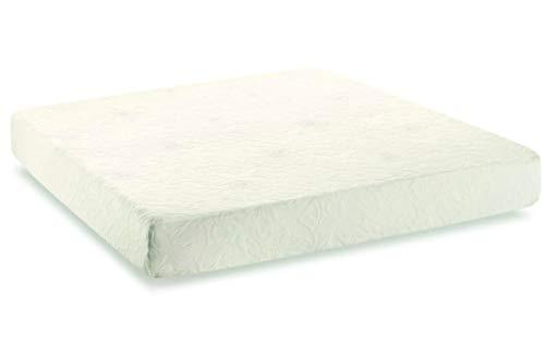 Fabe Greenfirst - Cubrecolchón con capucha con tratamiento hipoalergénico antiácaros natural para cama individual maxi, medidas 90 x 195 cm