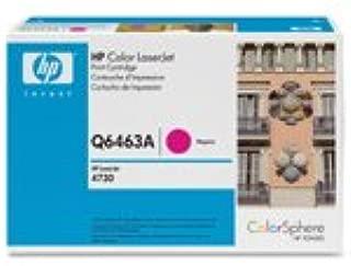 Magenta Toner Cartridge For Clj 4730 Mfp 12K Yld - Model#: Q6463A