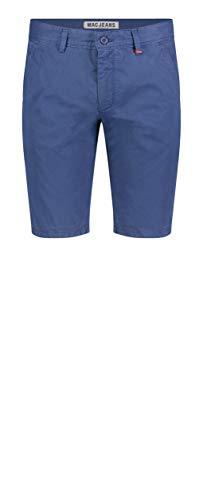 MAC Jeans Herren Lenny Bermuda Shorts, Blau (Ensign Blue PPT 159r), W33(Herstellergröße: 33/11)