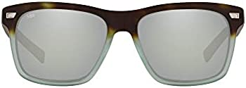 Costa Del Mar Aransas Polarized Rectangular Men's Sunglasses