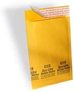 200 #000 Eco-Lite 4x8 Bubble Mailers