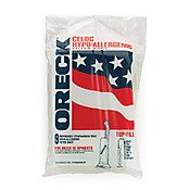 Oreck XL Upright Advance Hypoallergenic Filtratn Disposable Vacuum Bag Green 9 per Pack