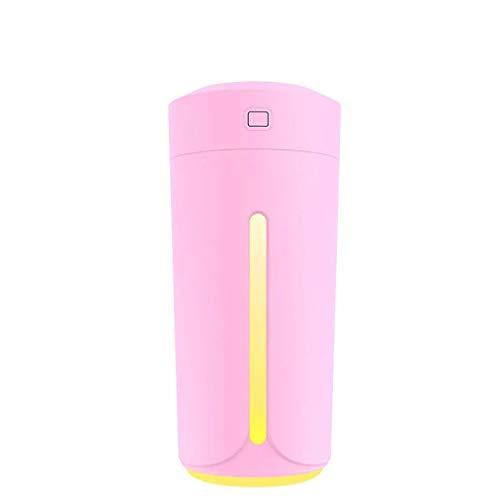 WZHZJ Humidificador de Aire de Escritorio Mini humidificador pequeño portátil purificada Aire Hidratante Facial Hogar estático Pequeño (Color : A)