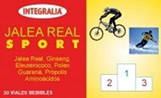 Integralia Jalea Real - 20 Ampollas