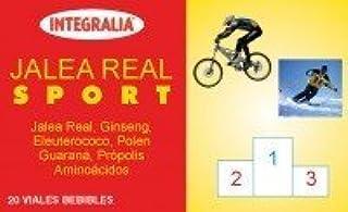 Integralia Jalea Real - 20 Ampollas