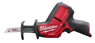 M12 Fuel Hackzall Reciprocating Saw - No Charger, No Battery, Bare Tool Only