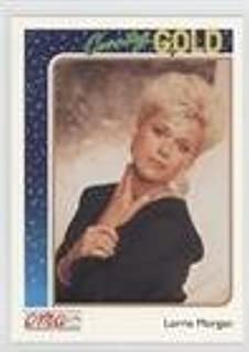 Lorrie Morgan (Trading Card) 1992 Sterling Cards CMA Country Gold - [Base] #48