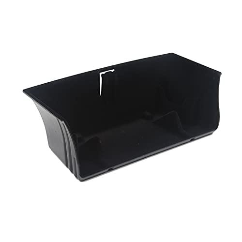 KAIJIN Caja de Almacenamiento de la Consola Central Fit para Land Rover Defender 110 2020-2021 Caja de cocheras Caja de Gafas Organizador de Clip (Color Name : Flocking)