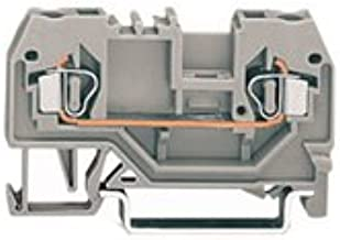 WAGO 280-901 2 Way 28 - 12 AWG 24 A Single Position Cage Clamp Terminal Block - 100 item(s)