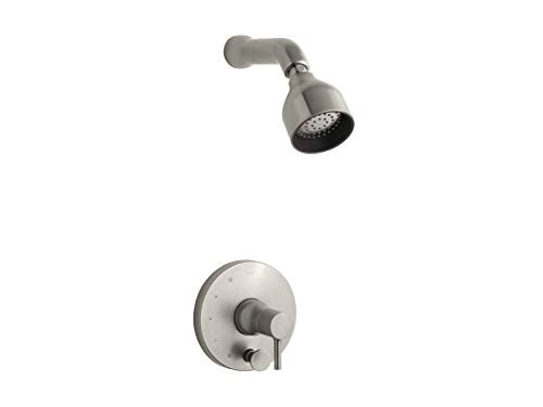 KOHLER T8977-4L-BN Toobi shower trim set, Vibrant Brushed Nickel
