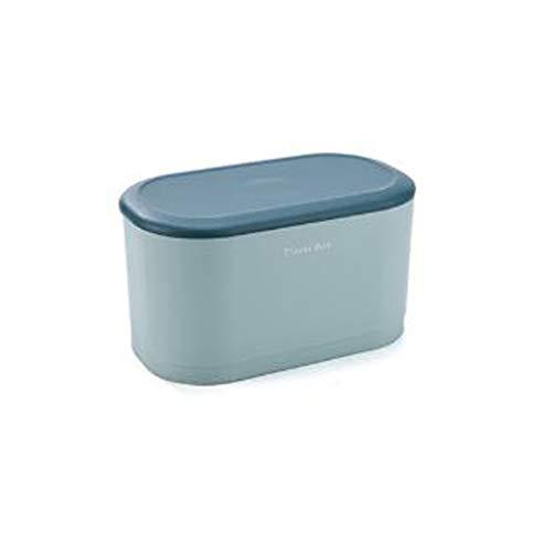 HSJ Papel higiénico Caja Libre Perforación Impermeable Titular de Papel higiénico Caja de Papel higiénico Caja de pañuelos de Papel higiénico higiénico Estante de la Bandeja del cajón Durable