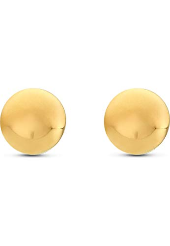 CHRIST Gold Damen-Ohrstecker 585er Gelbgold One Size 83465891