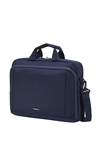 Samsonite Guardit Classy - Zaino porta pc 15.6 pollici, 44 cm, 21.5 L, Blu (Midnight Blue)
