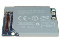 Sparepart: Apple AirPort Extreme Bluetooth Card Used, MSPA4505, A1127, 631-0151 , 631-015 (Used for iBook G4 & PowerMac G5)