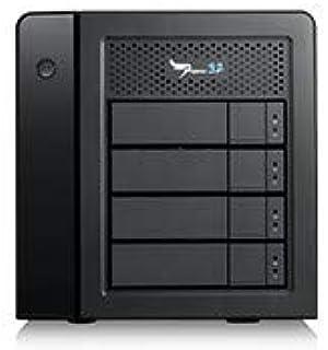 PROMISE Technology Pegasus32 R4 Unidad de Disco Multiple 16 TB Torre Negro Technology Pegasus32 R4, Unidad de Disco Duro, 16 TB, Unidad de Disco Duro, 56 TB, 4000 GB, 0,1,5,6,10,JBOD