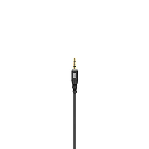 Sennheiser PC 5 - Passives Geräuschunterdrückendes Multi-Plattform On-Ear-Stereo Headset PC, Kopfhörer mit Kabel & Mikrofon, Online-Unterricht & -Anrufe, 3,5-mm-Buchse, Laptop, Telefon, PC & Tablet