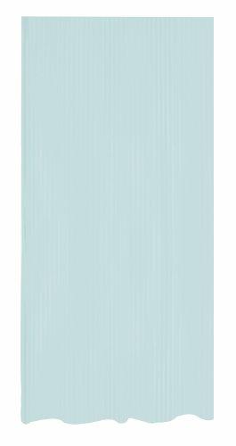 Spirella Twill PVC Duschvorhang, 240 x 180 cm, weiß