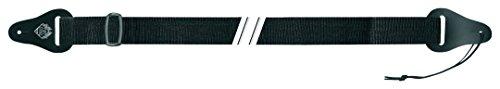Fire&Stone 531000 draagriem voor gitaar, nylon, zwart