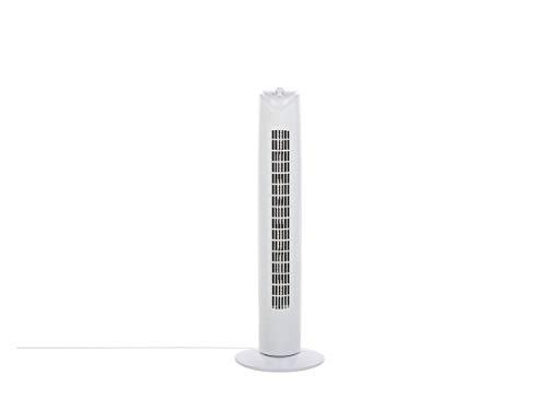 Beliani Ventilador de Torre Blanco 80 cm WELLAND
