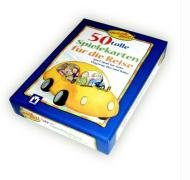 50 tolle Spielkarten für die Reise: Spiel-Spaß für Auto, Flugzeug, Bus und Bahn